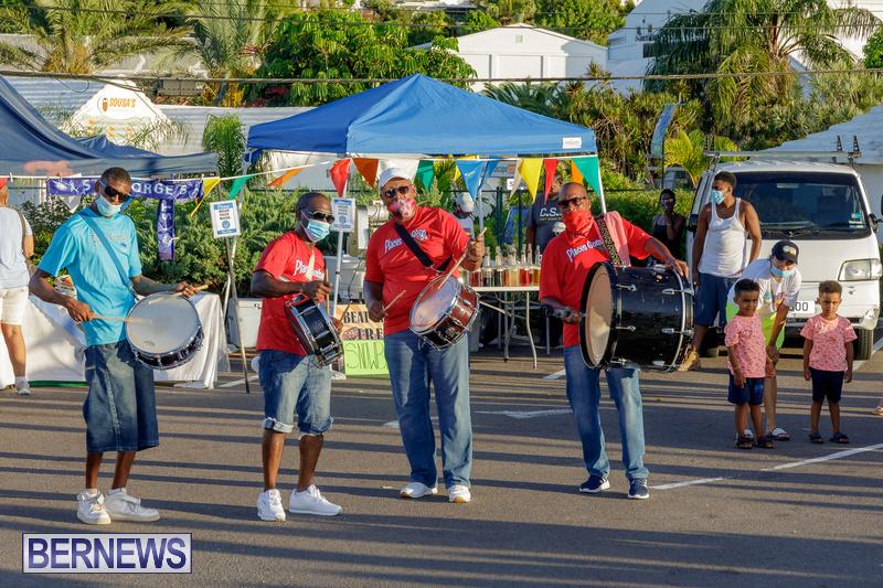Heron Bay Marketplace Cup Match Road Show Bermuda July 2020 (21)