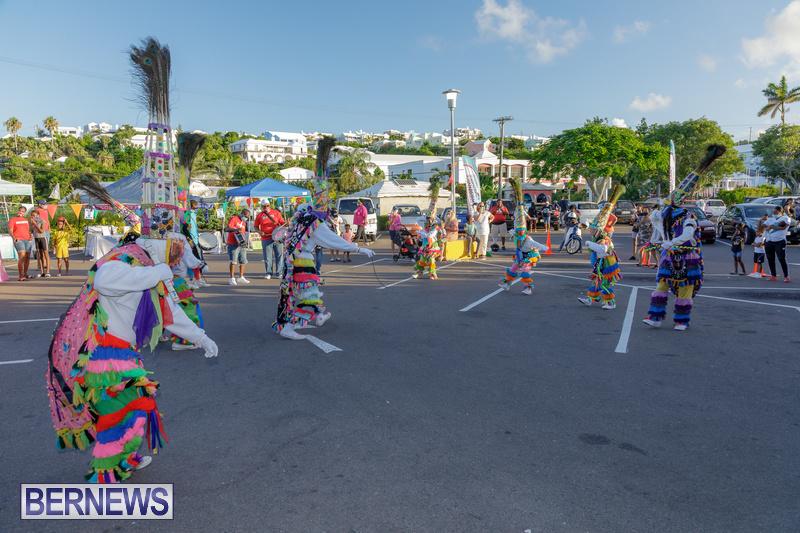 Heron Bay Marketplace Cup Match Road Show Bermuda July 2020 (24)