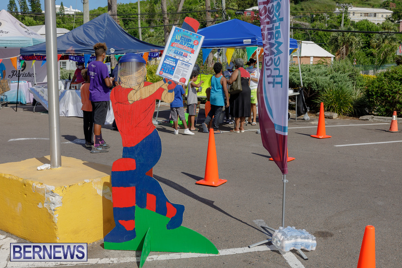Heron Bay Marketplace Cup Match Road Show Bermuda July 2020 (5)