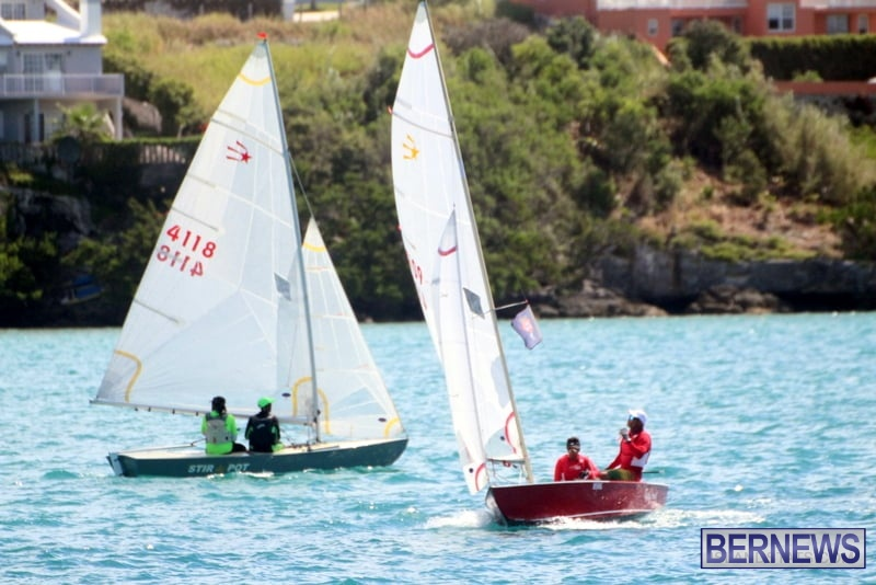 July 30 2020 Bermuda comet sailing race ocean (2)