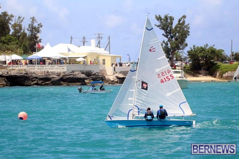 July 30 2020 Bermuda comet sailing race ocean (5)