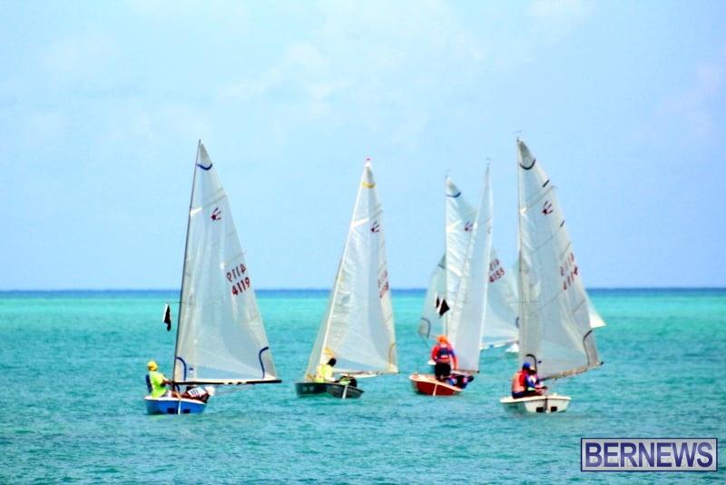 July 30 2020 Bermuda comet sailing race ocean (9)