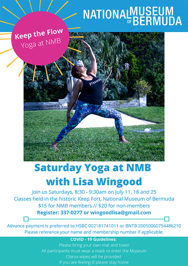 Keep the Flow Yoga at NMB