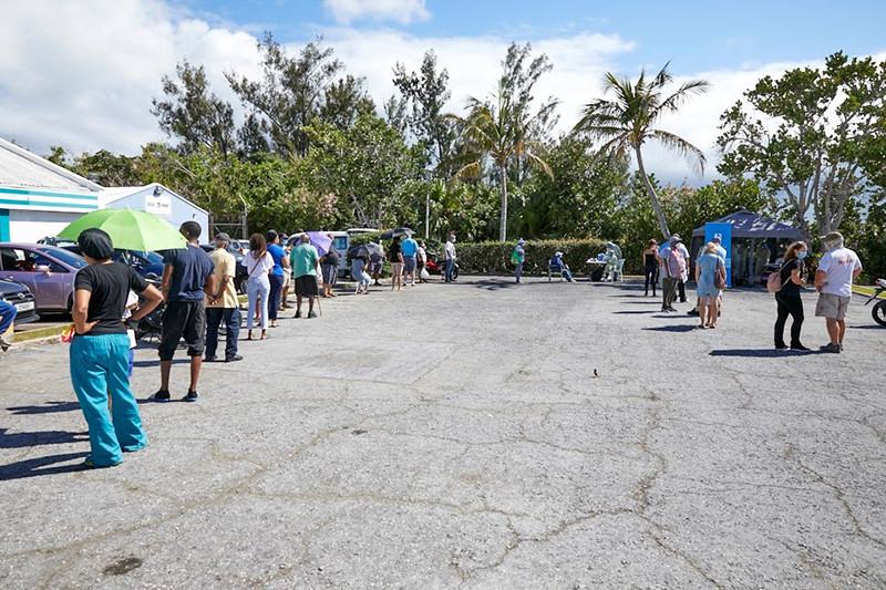 Marketplace Bermuda July 2 2020