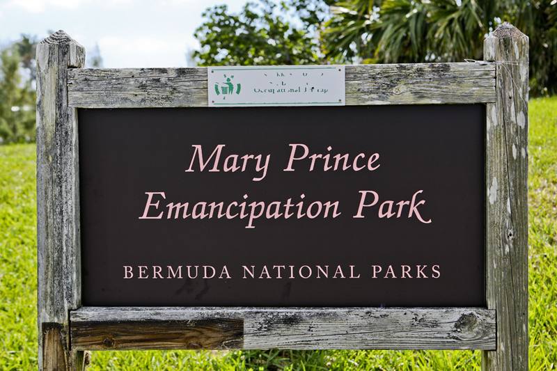 Mary Prince Emancipation Park Bermuda July 2020 (3)