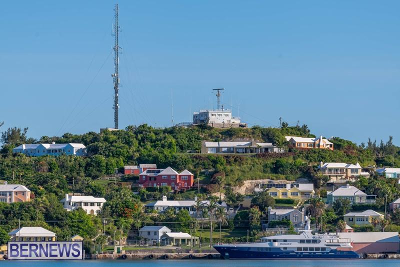 Mega yachts super yachts in Bermuda July 2020 boats (20)