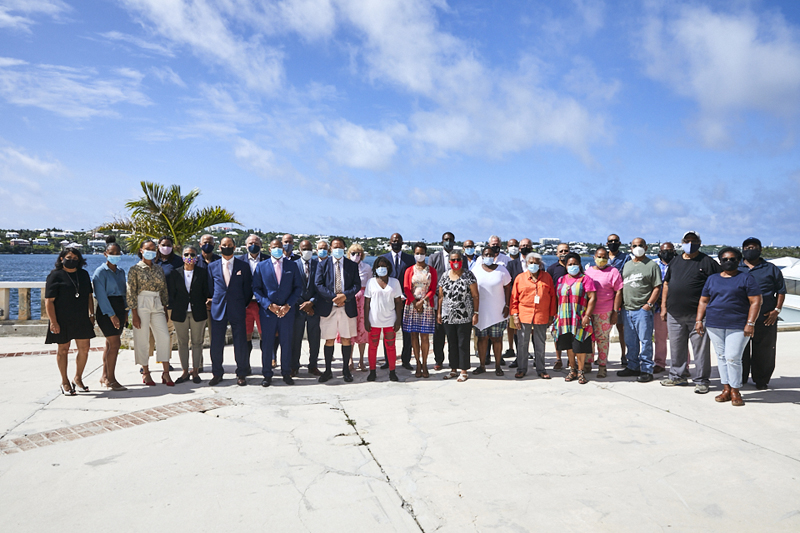 National Tripartite Social Dialogue meeting Bermuda July 2020 (4)
