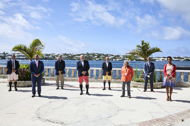 National Tripartite Social Dialogue meeting Bermuda July 2020 (5)