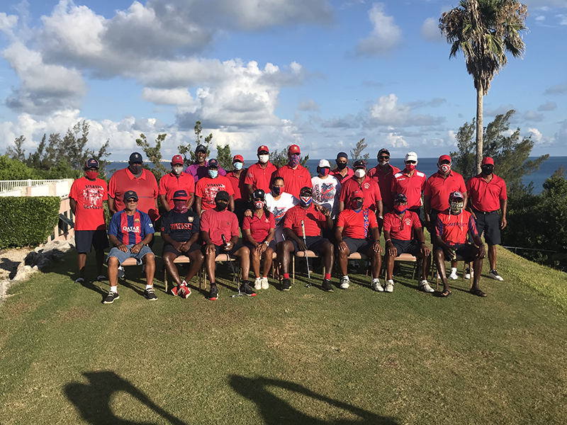 Ocean View Cup Match Golf Classic July 2020 2