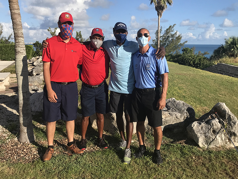 Ocean View Cup Match Golf Classic July 2020 4