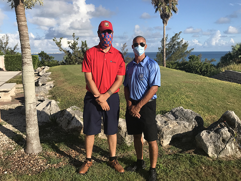 Ocean View Cup Match Golf Classic July 2020 5