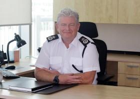 Police Commissioner Stephen Corbishley Bermuda July 2020