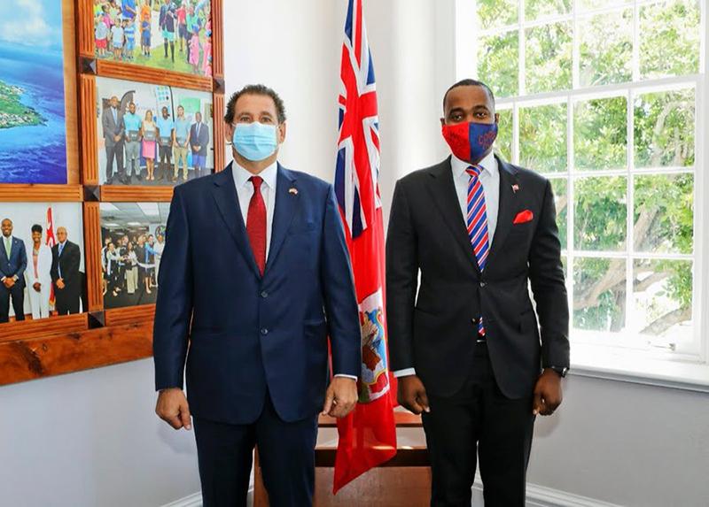 Premier Bermuda July 20 2020