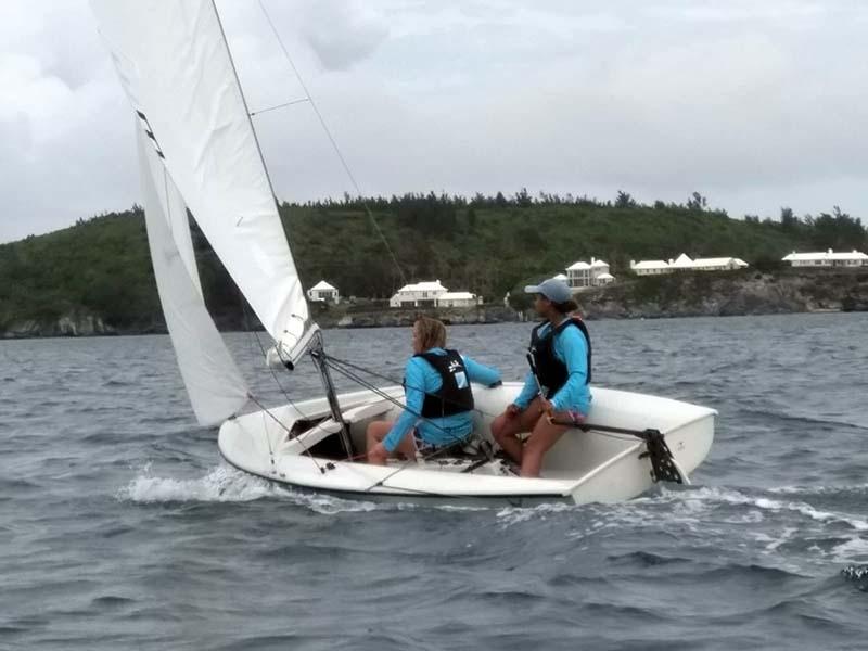Sailing Gold Adventurous Journey Bermuda July 2020 (1)