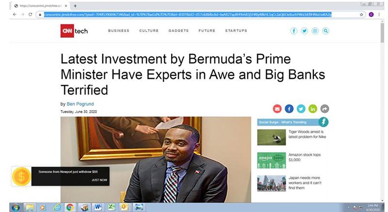 Scam Email Bermuda July 2020 (1)