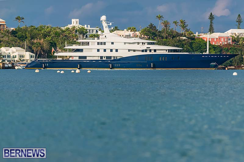 Superyacht Visit St George's Bermuda July 2020 (8)