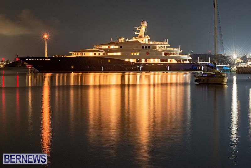 Superyacht Visit St George's Bermuda July 2020 (9)