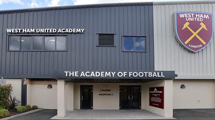 West Ham United Academy Bermuda July 2020