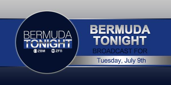 zbm 9 news Bermuda July 9 2019 tc