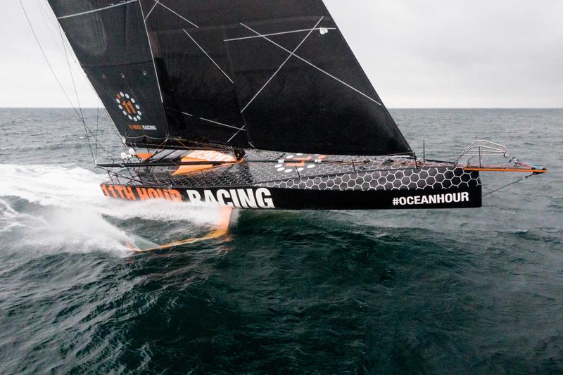 11th Hour Racing Team Bermuda Aug 2020