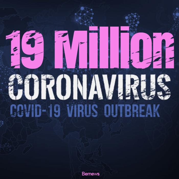 19 million coronavirus covid-19 outbreak IG