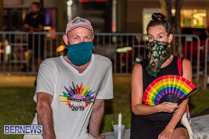 2020 Bermuda Pride Reflection event at City Hall LGBTQI (10)