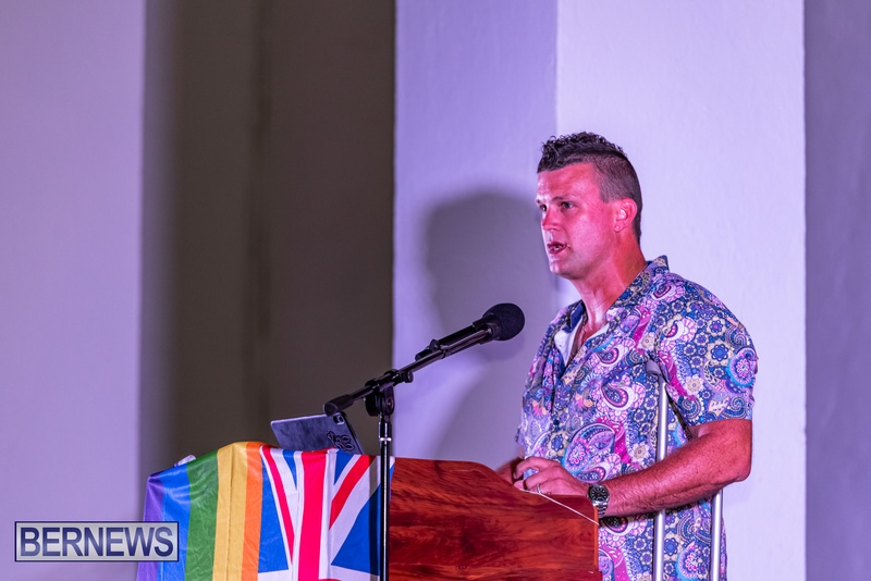 2020 Bermuda Pride Reflection event at City Hall LGBTQI (12)