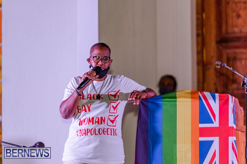 2020 Bermuda Pride Reflection event at City Hall LGBTQI (13)