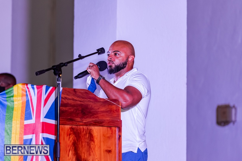 2020 Bermuda Pride Reflection event at City Hall LGBTQI (14)