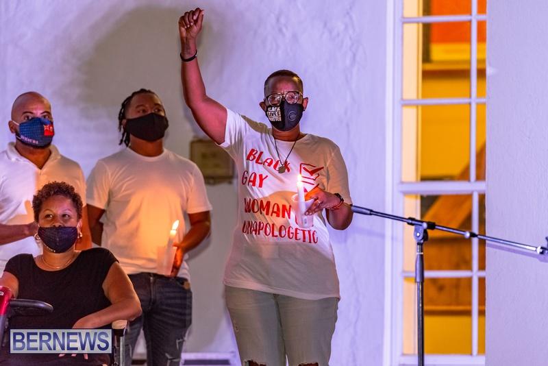 2020 Bermuda Pride Reflection event at City Hall LGBTQI (17)