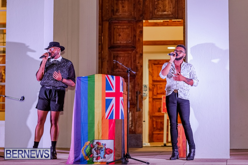 2020 Bermuda Pride Reflection event at City Hall LGBTQI (18)