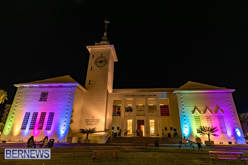 2020 Bermuda Pride Reflection event at City Hall LGBTQI (22)