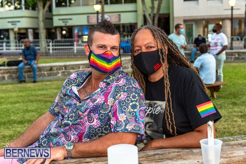 2020 Bermuda Pride Reflection event at City Hall LGBTQI (3)