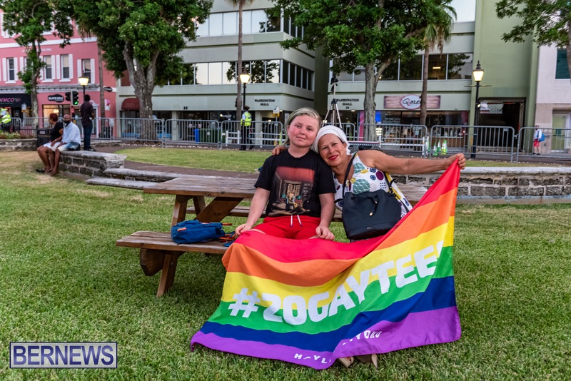 2020 Bermuda Pride Reflection event at City Hall LGBTQI (4)
