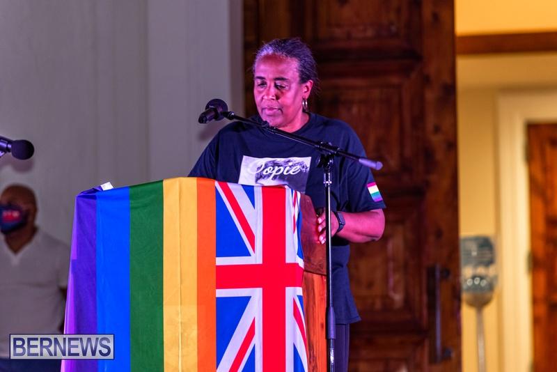 2020 Bermuda Pride Reflection event at City Hall LGBTQI (5)