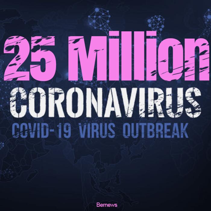 25 million coronavirus covid-19 outbreak IG