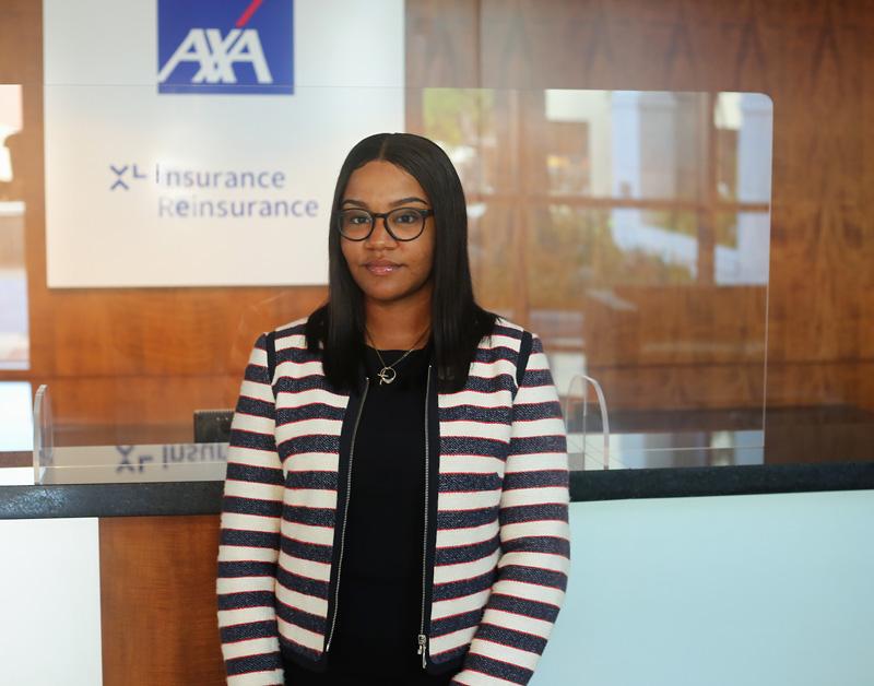 Adriana Burchall Bermuda August 2020