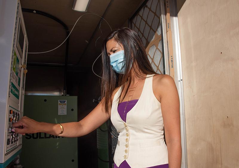 BHB Doubles Oxygen Supply Bermuda Aug 2020 2