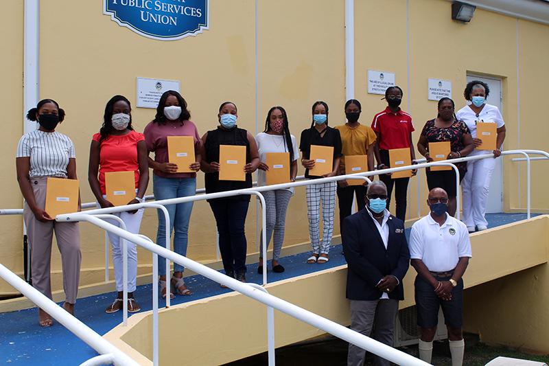 BPSU Education Awards Bermuda Aug 2020 2