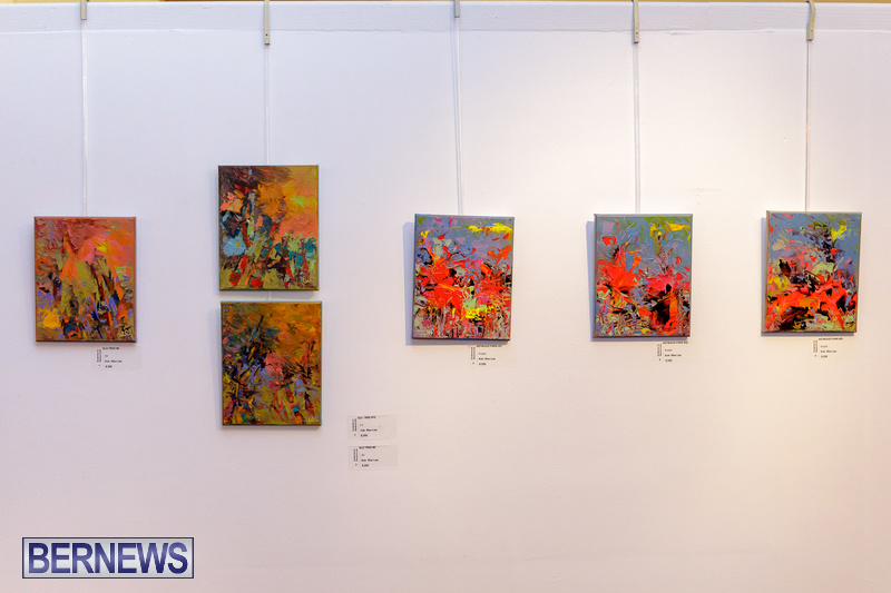BSOA Bermuda Art Emancipation exhibit August 2020 artist (1)