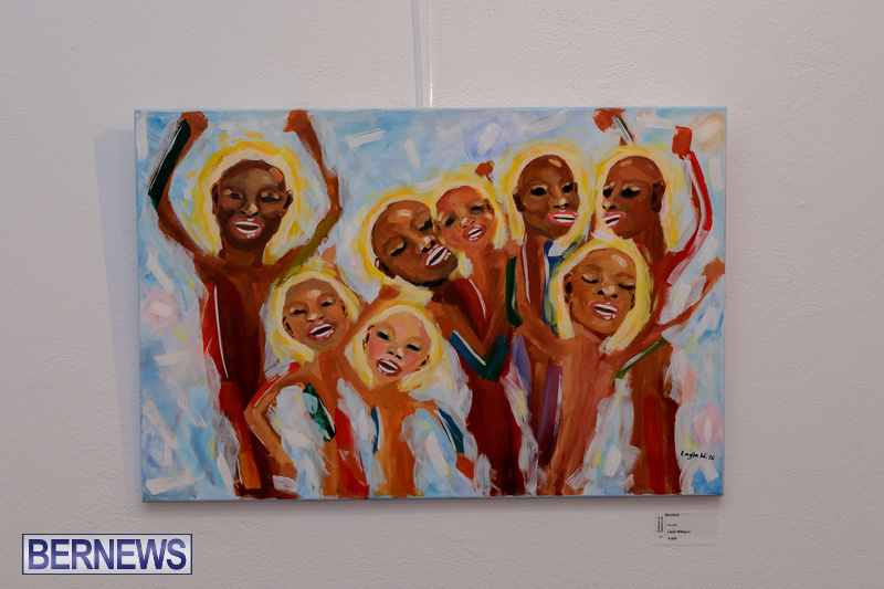BSOA Bermuda Art Emancipation exhibit August 2020 artist (5)