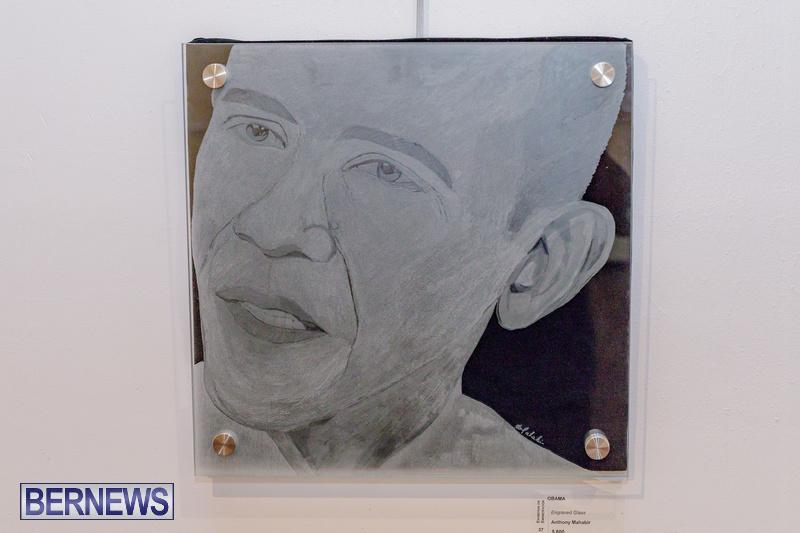 BSOA Bermuda Art Emancipation exhibit August 2020 artist (8)