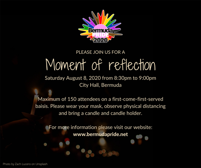 Bermuda Pride August 2020
