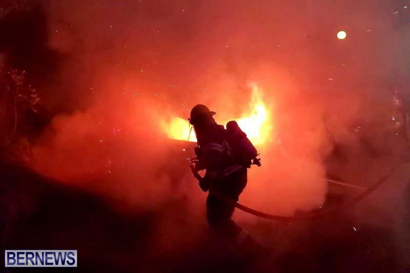 Car fire Bermuda August 2020 31 (1)