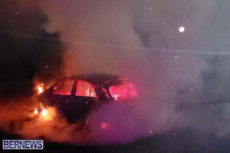 Car fire Bermuda August 2020 31 (5)