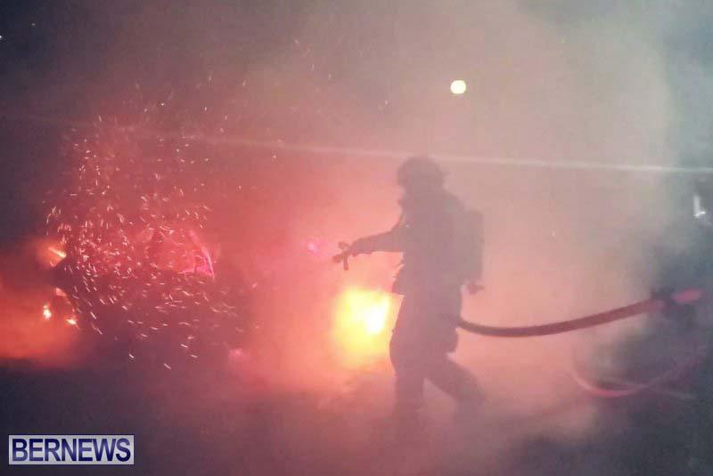 Car fire Bermuda August 2020 31 (6)