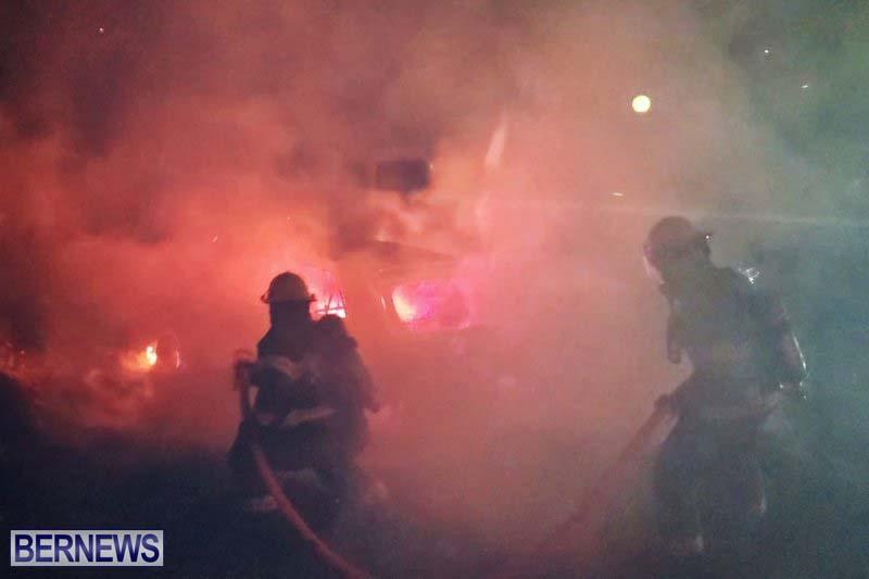 Car fire Bermuda August 2020 31 (7)