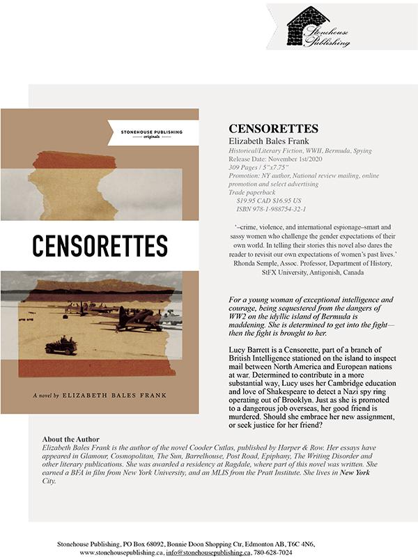 Sellsheet, Censorettes