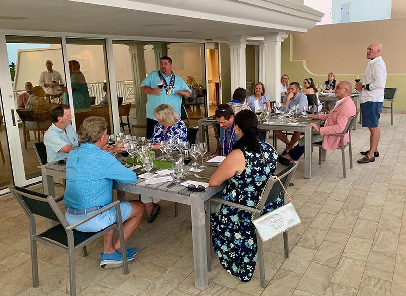 Chaîne des Rôtisseurs Bermuda August 4 2020 (1)