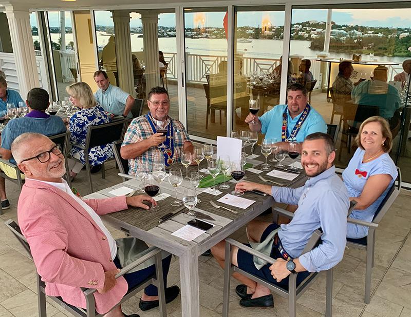 Chaîne des Rôtisseurs Bermuda August 4 2020 (2)